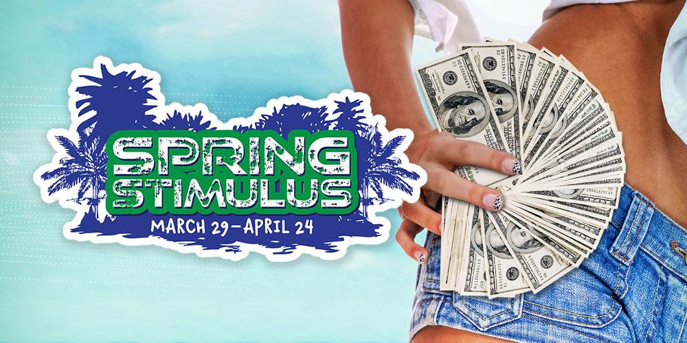 Spring Stimulus