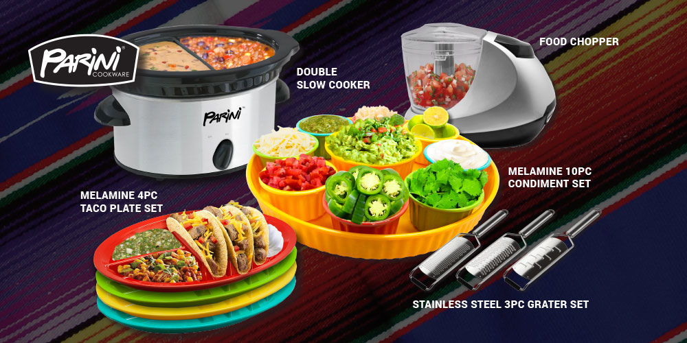 Taco Party Gift Giveaway